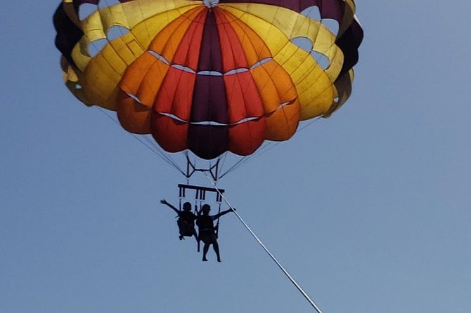 Parasailing HURGHADA photo 14