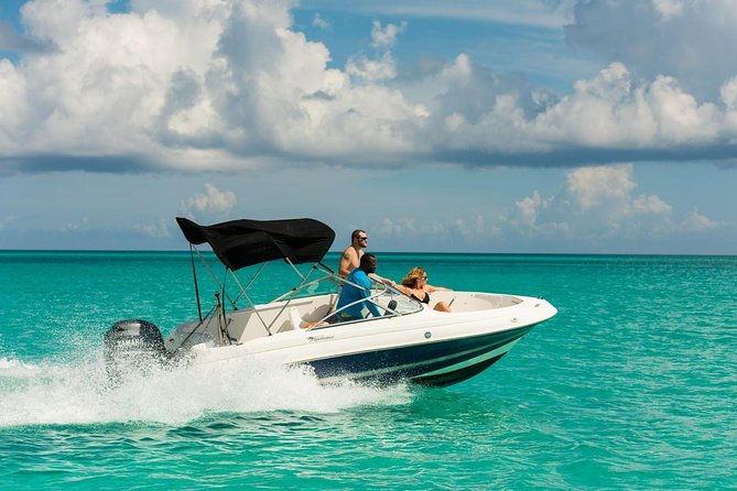4 Hours Speed Boat Trip to Dolphin House & Water Sports - Hurghada