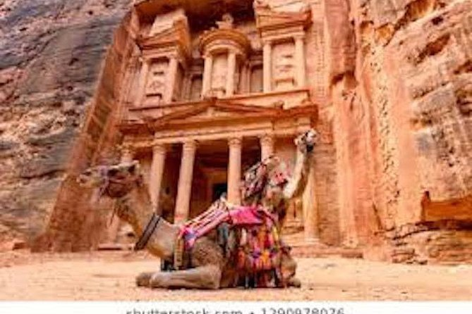2-Day Tour: Petra, Wadi Rum, and Dead Sea from Amman