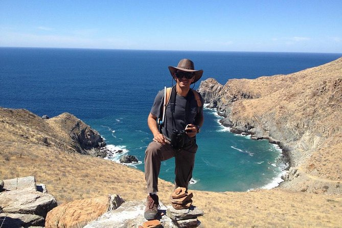 Todos Santos Pacific Bluffs Hike