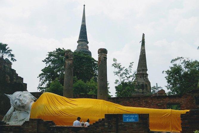 Ayutthaya History Park Day Trip - Bangkok Private Transportation Round Trip