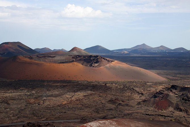 Shore Excursion to Timanfaya Volcano and Camel Ride with Free wine tasting