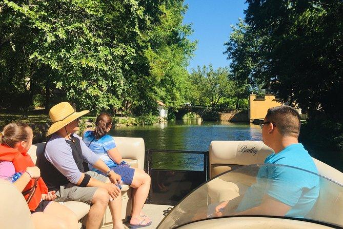 Lake Austin Boat Cruise