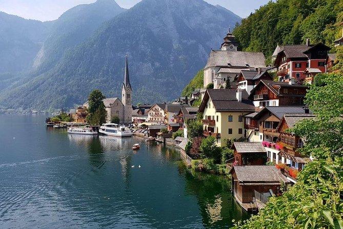 Alps Expierence! Trip from Prague to Hallstatt and Salzburg!