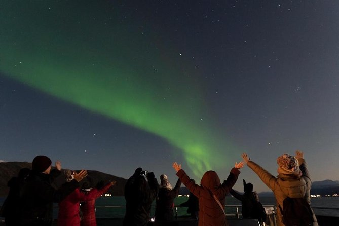 Northern Lights Cuisine Cruise photo 8