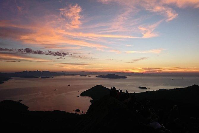 Pico do Papagaio Sunrise - Night Hike