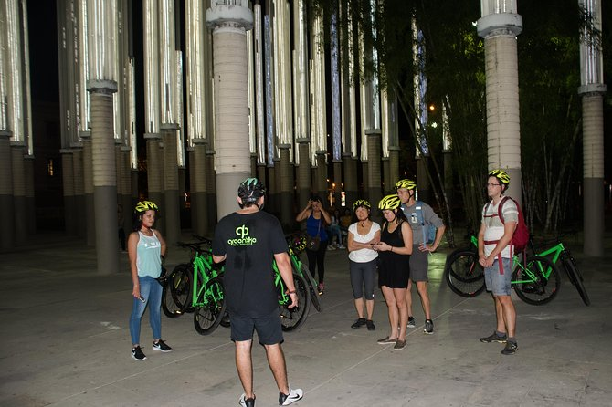 Night Bike Tour In Medellin, Typical food and Spectacular Viewpoints