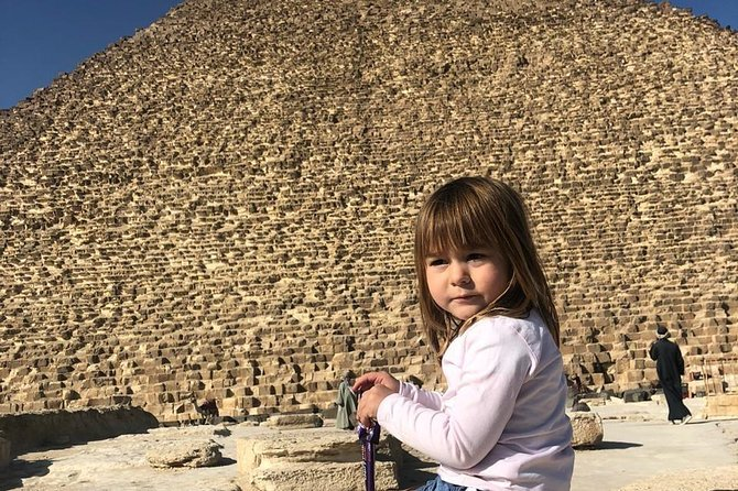 Pyramids of Giza and the Egyptian Museum Trip