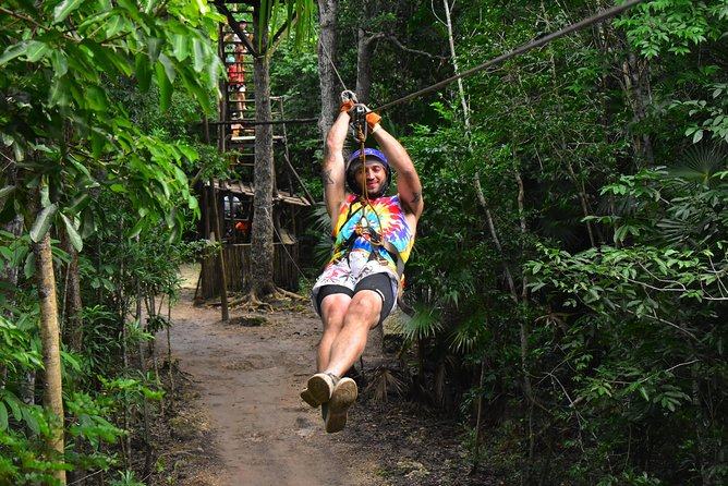 All Weather Activity:Interactive Cenote,Ziplines,Atvs,Spider Web,Horseback Riding!!