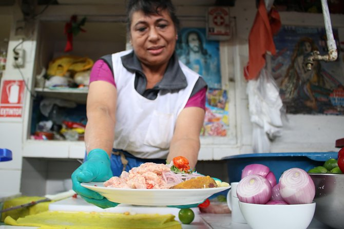 #1 Lima Food Tour and Local Markets (Small Group)