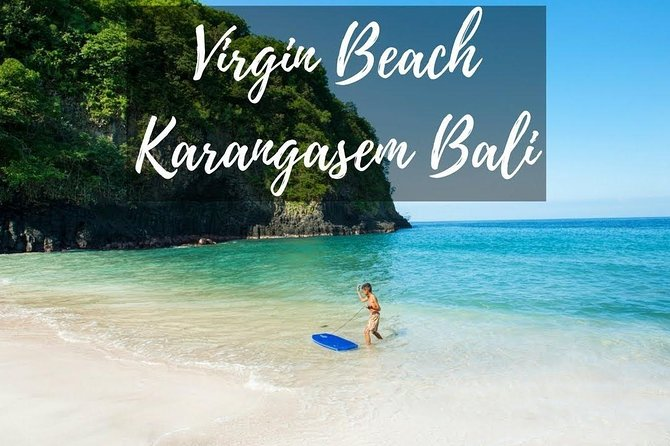 All In : Bali Gate of Heaven Tour - Water Palace - Virgin Beach - Free WiFi