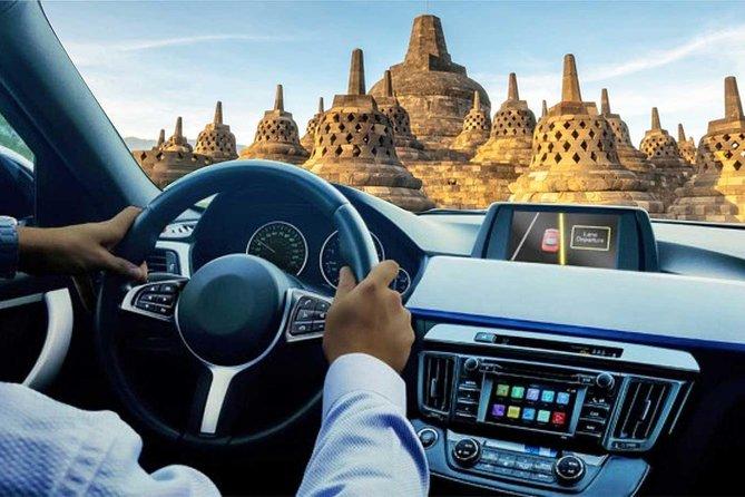 Yogyakarta: Private Car Hire with Driver