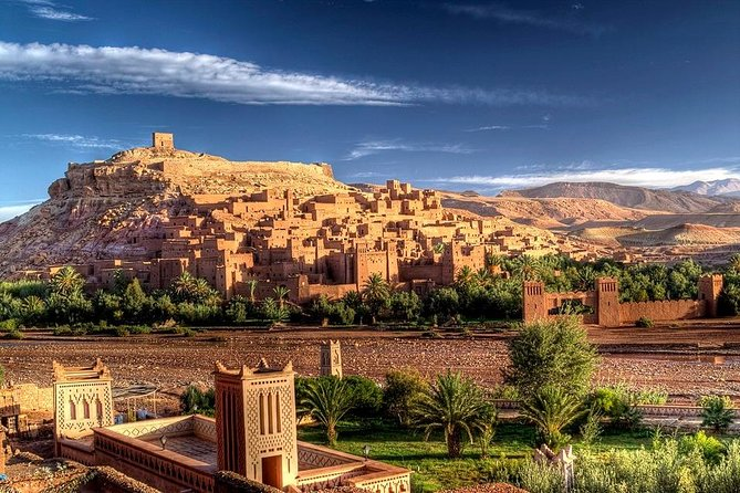 Ouarzazate One Day Trip from Marrakech