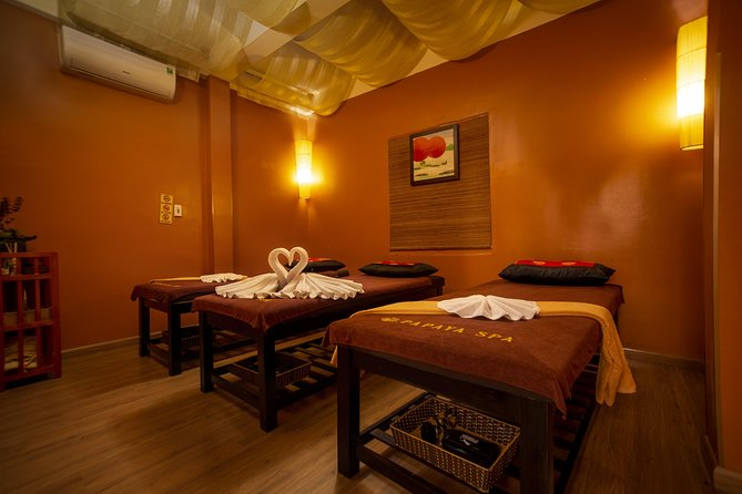 Healing Hot Stone Body Massage 90 mins with aroma oils photo 3