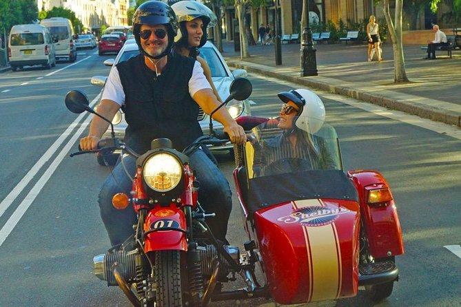 Best of Sydney Half-Day Sidecar Tour