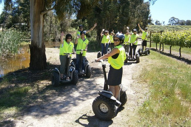 The Ultimate Segway Tour in the Yarra Valley