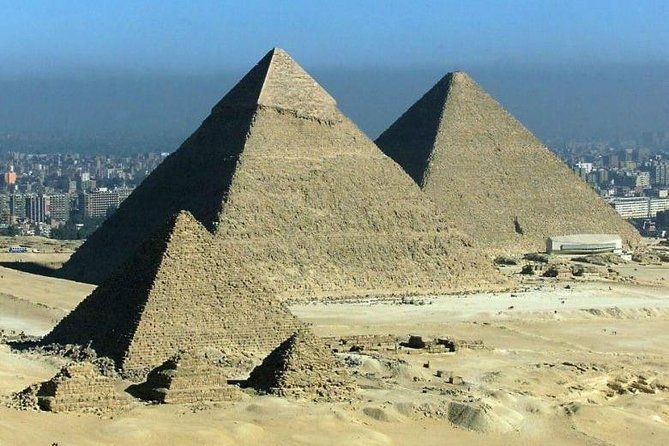 Tour to Cairo 2D 1N