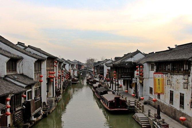 Suzhou 2 Days Private Trip
