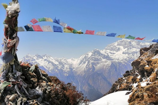 Round Annapurna with Tilicho Lake Trek