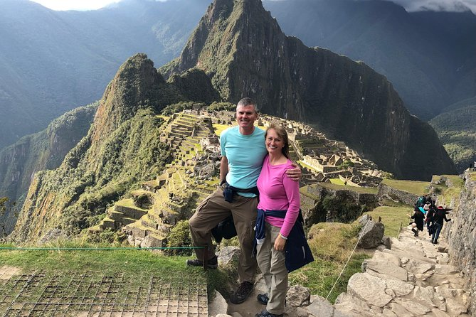 Private Full-Day Tour To Machu Picchu from Cusco with Lunch