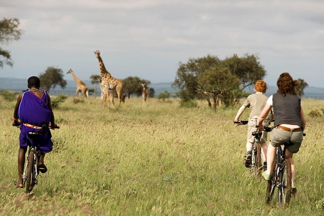 7 Days Kenya Cycling Wildlife Tour Adventure
