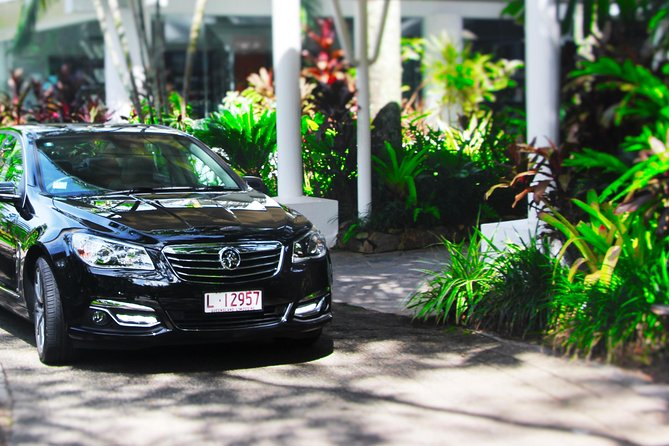 Airport Transfer - Cairns Airport To Palm Cove, Kewarra & Trinity Beaches