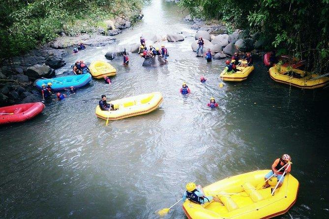 Karang Bayan Rafting Package - Lombok