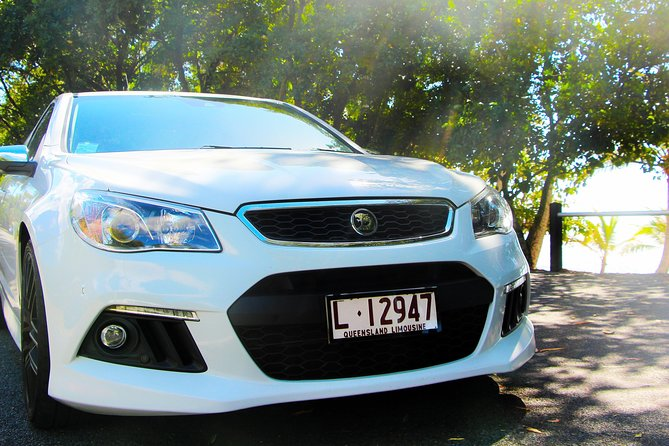 Airport Transfer - Port Douglas To Cairns Airport