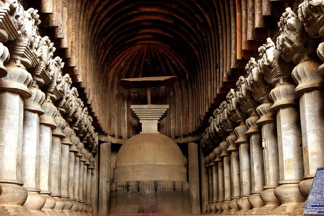 Mumbai sightseeing with Kanheri Caves