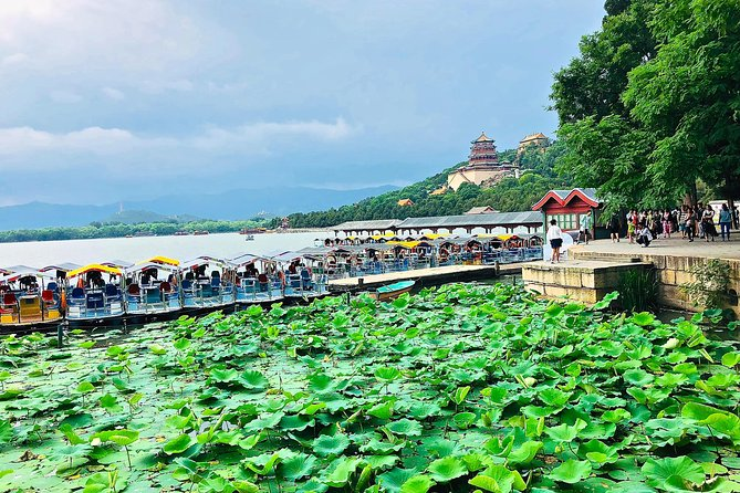 4-Hour Private Beijing Summer Palace Tour with Dum Sum