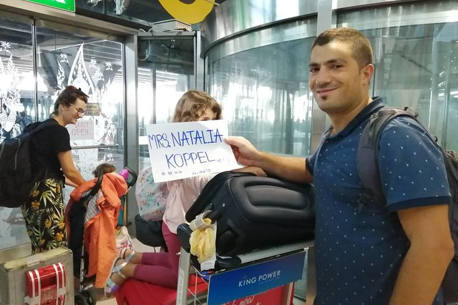 Transfer Service from Khao Lak to Krabi