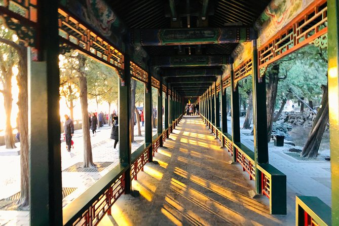 Private Panda House and Summer Palace Day Tour