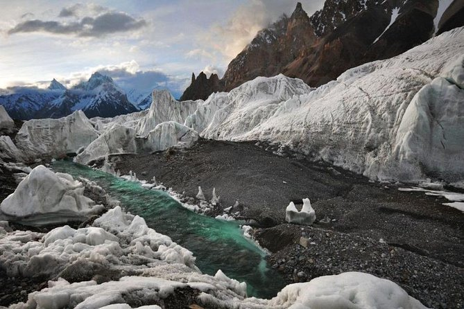 Karakorum and Himalayan Giants Base camp Trek