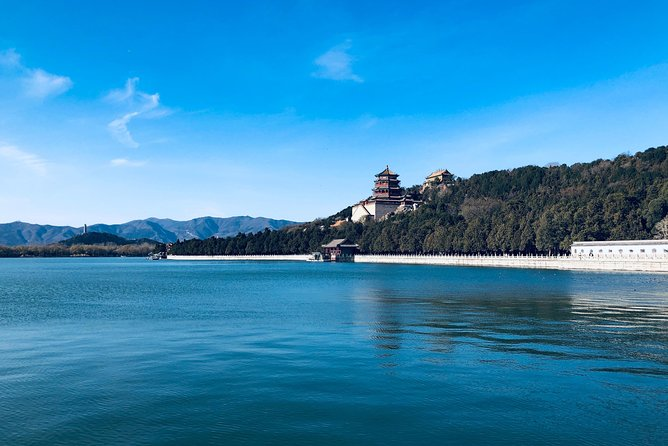 Private Tour to Summer Palace, Hutong and Calligraphy Class