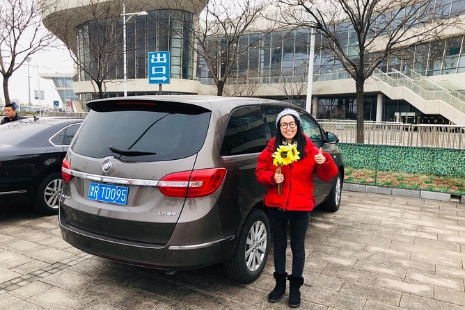 Private Beijing Driver Service to City Highlights