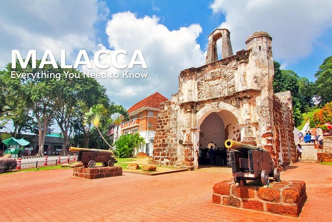 Let's Explore the History! UNESCO World Heritage. Day Tour to Malacca City