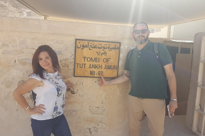Full Day Luxor Temples and Tombs from Hurghada include lunch