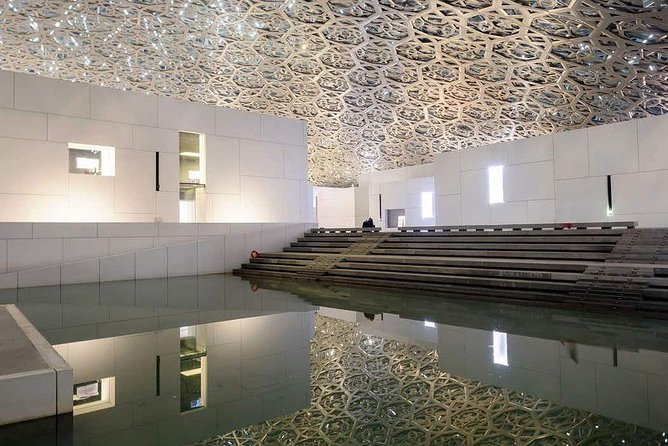 Louvre Tour - Abu Dhabi, an Arabic-Galactic Wonder photo 12