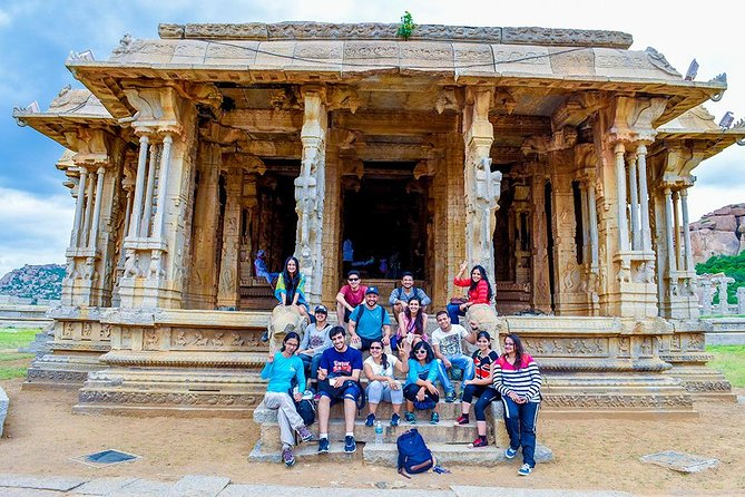 Secret Camping and Hampi Cycle Exploration for New Year 2020 - Nature Walkers
