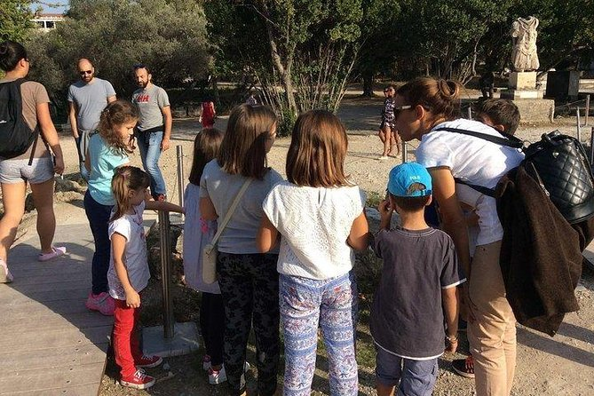 Play & Learn in the Ancient Agora: Private Family Workshop photo 3