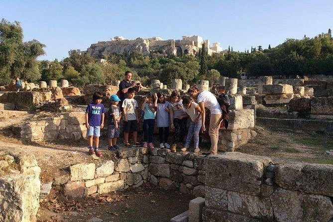 Play & Learn in the Ancient Agora: Private Family Workshop photo 7