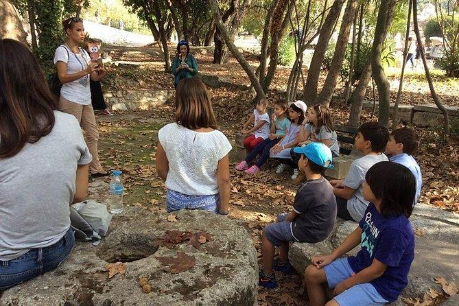 Play & Learn in the Ancient Agora: Private Family Workshop photo 6