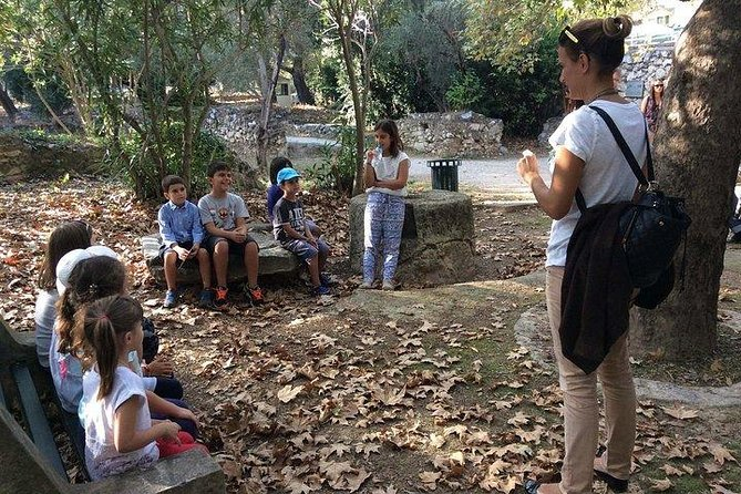 Play & Learn in the Ancient Agora: Private Family Workshop photo 4