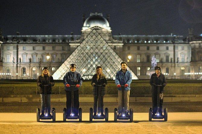 Abendliche Segway-Tour durch Paris