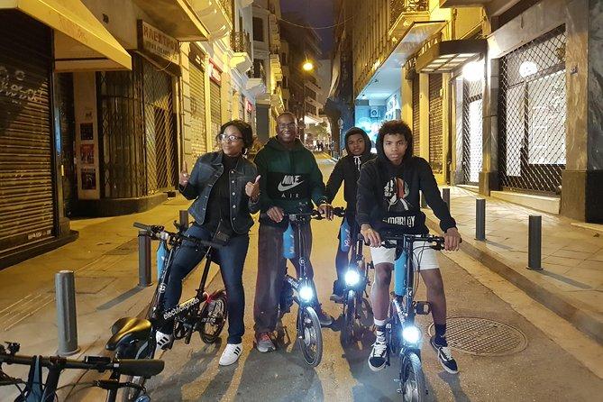 Electricityrides | e-bike night rides