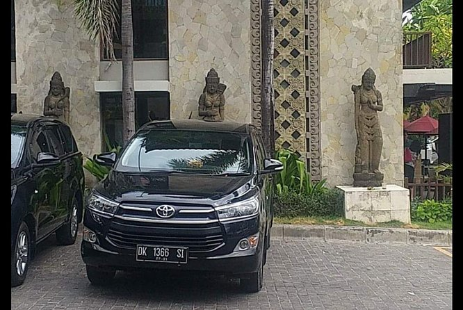 Private Bali Airport Transfer to/from Sanur and Nusa Dua