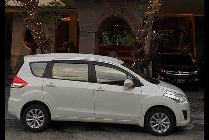 Private Bali Airport Transfer To/From Ubud and Canggu Area