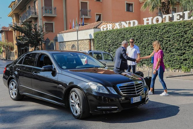 Private Transfer from Sorrento to Naples or Vice Versa