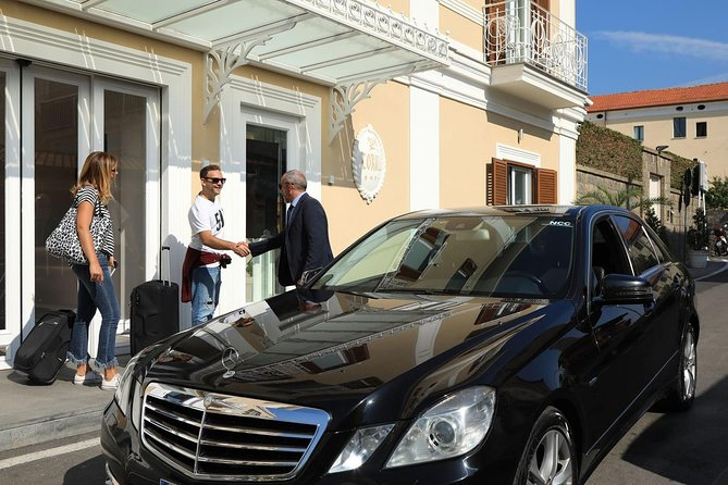 Private Transfer from Sorrento to Positano or Vice Versa