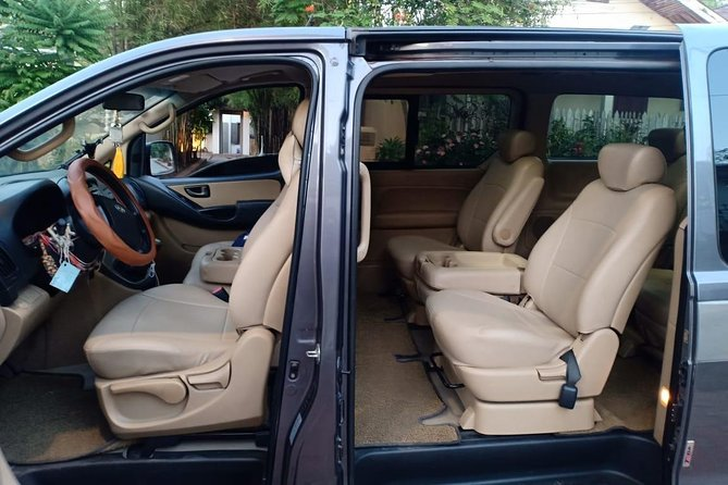 Luang Prabang Private Airport transfer services